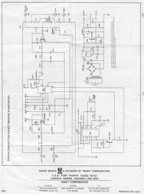 The Electronic Peasant's Various Schematics, Articles, and