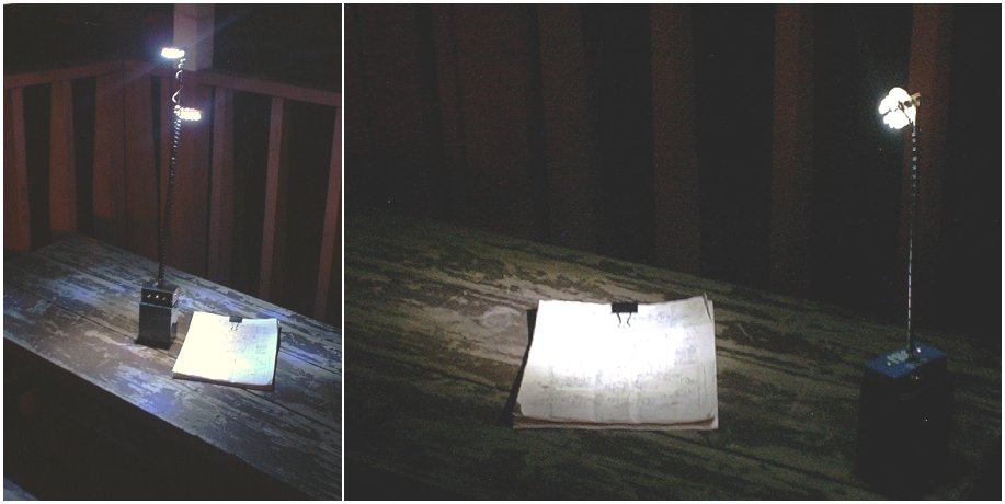 The Electronic Peasant S Battery Powered Led Lamp Page